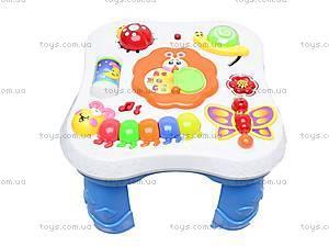 Интерактивный столик «Логика», 1394E, toys