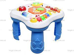 Интерактивный столик «Логика», 1394E, іграшки