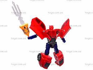 Интерактивный трансформер-машина, 9-13, детские игрушки