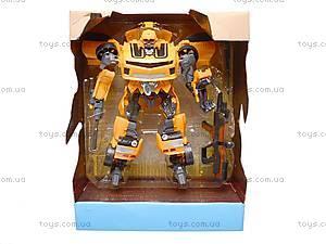 Интерактивный трансформер-машинка, 8805, фото