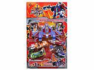 Интерактивный трансформер «Звездный десант», 6369, детские игрушки