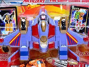Интерактивный трансформер «Звездный десант», 6369, игрушки