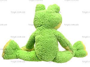 Плюшевая игрушка «Лягушка», M-FY-159, фото