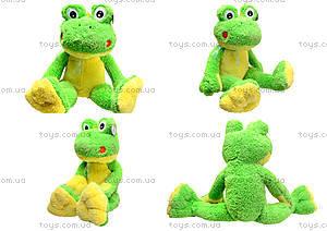 Плюшевая игрушка «Лягушка», M-FY-159