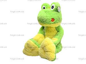 Плюшевая игрушка «Лягушка», M-FY-159, цена