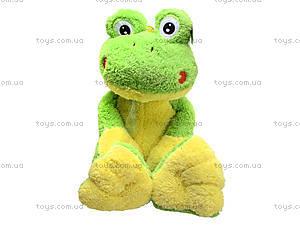 Плюшевая игрушка «Лягушка», M-FY-159, игрушки