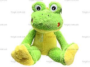 Плюшевая игрушка «Лягушка», M-FY-159, детские игрушки