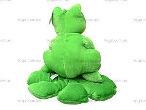 Мягкая игрушка «Жаба на листике», M-YS-2758, купить