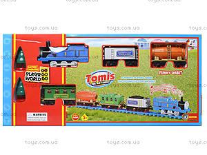 Музыкальная железная дорога Thomas, 2277-13, toys.com.ua