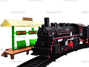 Детская железная дорога Classic Train, 1213B-2, отзывы