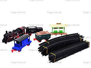 Детская железная дорога Classic Train, 1213B-2, детские игрушки