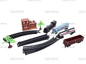 Игрушечная железная дорога Rail King, 19051-5, отзывы