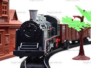 Игрушечная железная дорога Rail King, 19051-5, игрушки