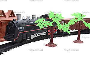 Игрушечная железная дорога Rail King, 19051-5, детские игрушки