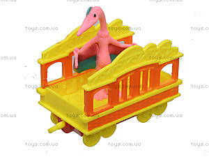 Детская железная дорога «Поезд Динозавров», 2207A, купить