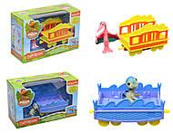 Детская железная дорога «Поезд Динозавров», 2207A, фото