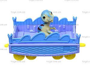 Детская железная дорога «Поезд Динозавров», 2207A, игрушки