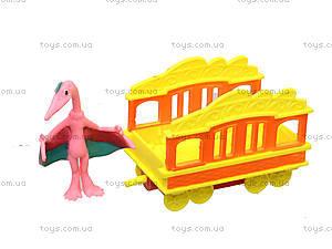 Детская железная дорога «Поезд Динозавров», 2207A, детские игрушки