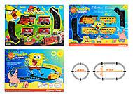 "Железная дорога ""Angry Birds/Sponge Bob"", 295928592759"