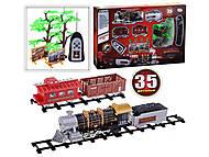 Детская железная дорога «Мой Поезд», 0662, купить