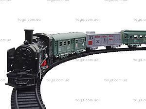 Железная дорога со звуковыми эффектами, TL07, игрушки