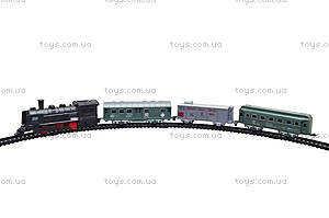 Железная дорога со звуковыми эффектами, TL07, детские игрушки