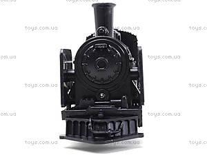 Железная дорога с подсветкой Rail King, TL08, отзывы