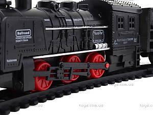 Железная дорога с подсветкой Rail King, TL08, цена