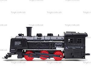 Железная дорога с подсветкой Rail King, TL08, детские игрушки