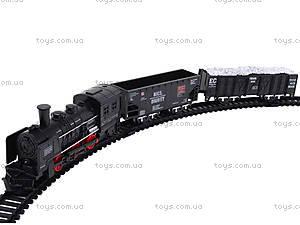 Железная дорога с подсветкой Rail King, TL08, toys