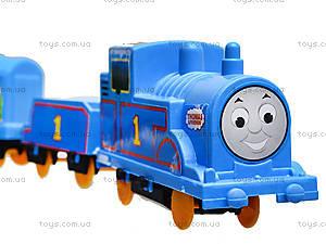Детская железная дорога «Паровозик Том», 018-1, купить
