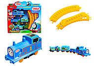 Детская железная дорога «Паровозик Том», 018-1