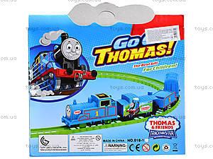 Детская железная дорога «Паровозик Том», 018-1, игрушки