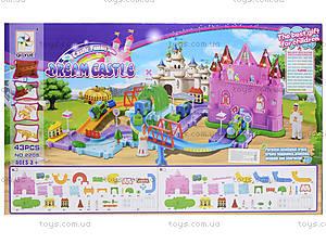 Детская железная дорога с замком Dream Castle, 2205AB, фото