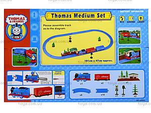 Игрушечная железная дорога «Томас», 22841, отзывы