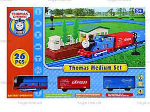 Игрушечная железная дорога «Томас», 22841, детские игрушки