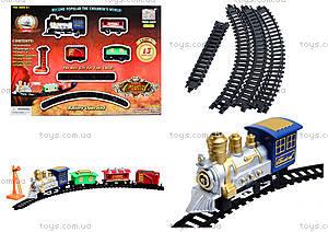Железная дорога для детей Classical Train, 2408-1