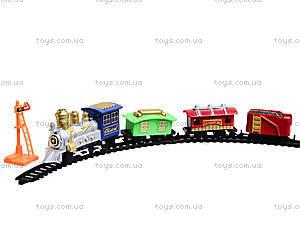 Железная дорога для детей Classical Train, 2408-1, игрушки