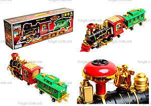 Детский паровоз Classical Train, 2412