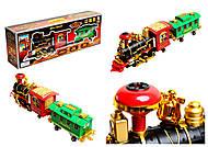 Детский паровоз Classical Train, 2412, купить