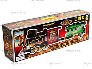 Детский паровоз Classical Train, 2412, магазин игрушек