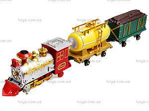 Детский поезд с дымом Railway, 2803, цена