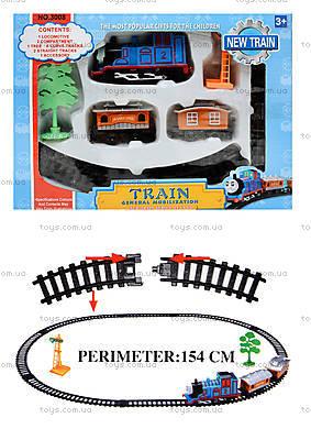 Детская железная дорога «Мой паровозик», 3008