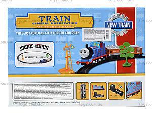 Детская железная дорога «Мой паровозик», 3008, детские игрушки