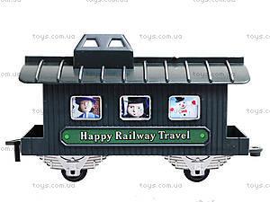 Игрушечная железная дорога Happy Travel, 3012, купить