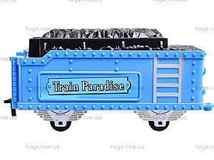 Игрушечная железная дорога Happy Travel, 3012, отзывы