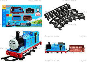 Игрушечная железная дорога Happy Travel, 3012