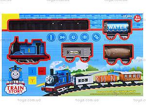 Железная дорога для детей «Парадайс», 3034-35, игрушки