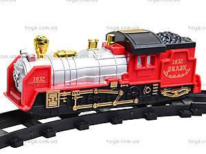 Детская железная дорога «Чух-Чух», 3311А-23311-13311-2, цена