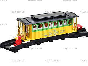 Детская железная дорога «Чух-Чух», 3311А-23311-13311-2, детские игрушки